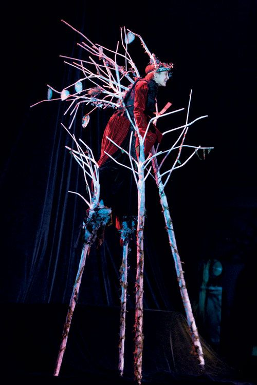 Opinion you adult tree costume with stilts