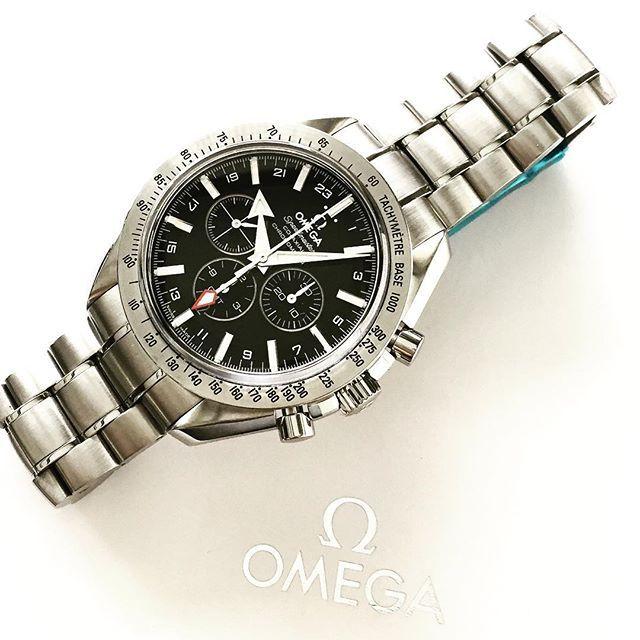 REPOST!!!  オメガ スピードマスター ブロードアロー コーアクシャル GMT 3581.50 メンズ 自動巻き⌚️ OMEGA Speedmaster Broad Arrow Co-Axial Chronograph GMT 3581.50 Men's Watch Automatic Pre-owned A Rank ¥370,000 http://item.rakuten.co.jp/phase-783/34296/ お問合せ/for more info → info@phase78.jp  #omega #speedmaster #preownedwatch #chronograph #luxurywatch #vintagewatch #menswatch #rolex #piaget #luxurylifestyle #broadarrow  #audemarspiguet #patecphilippe #brandname #オメガ #腕時計 #ロレックス #二手品牌 #銀座 #川越 #ginza #ginzamidoriya  Photo Credit…