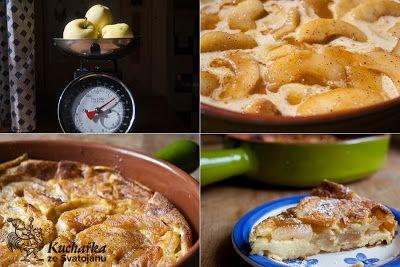 Kuchařka ze Svatojánu: BUBLANINA S LETNÍMI JABLÍČKY