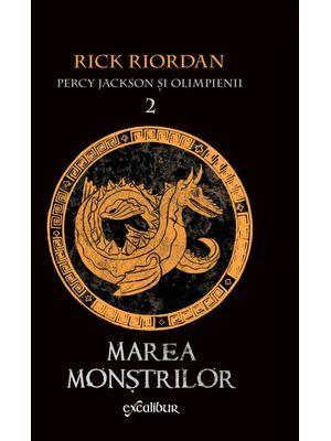 Percy Jackson şi Olimpienii (#2). Marea Monştrilor