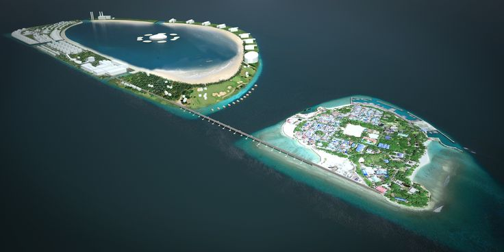 The floating bridge Maldives design needs to answer to both the engineering challenges and the environmental challenges.