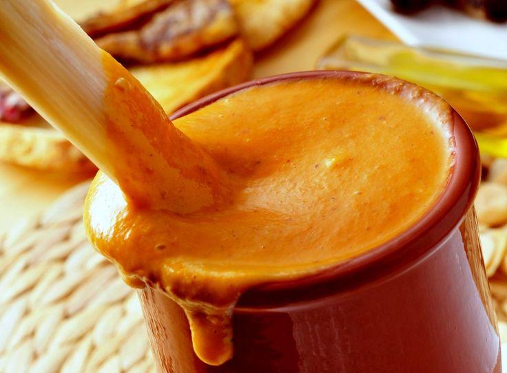 Romesco – sos spaniol de ardei | Retete culinare - Romanesti si din Bucataria internationala