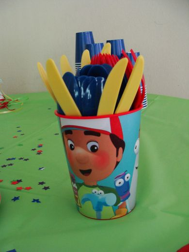 Handy manny birthday party ideas photos and parties for Handy manny decorations