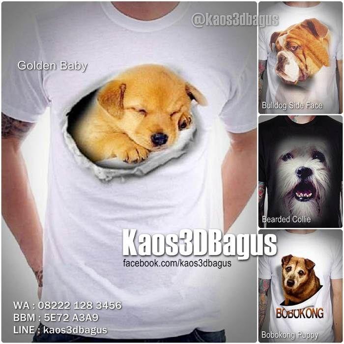 Kaos DOG LOVER, Kaos Gambar DOGGY, Kaos3D, Anjing Lucu, Pecinta Anjing, https://www.facebook.com/kaos3dbagus, WA : 08222 128 3456, LINE : Kaos3DBagus