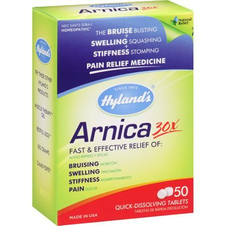 "Once you have bruising, homeopathic Arnica is excellent for repair. You can use Arnica gel externally or Anica pills internally or high quality essential oils. We are also working with a compounding pharmacy to provide products for post treatment. (We have no affiliation with the brand Arnica) In addition, you can ""flush"" the area. Use your hands and some massage oil and give yourself a gentle massage. When you're done, ice the area."