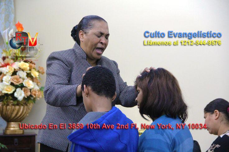 Culto Evangelistico Domingo Mayo 17, 2015