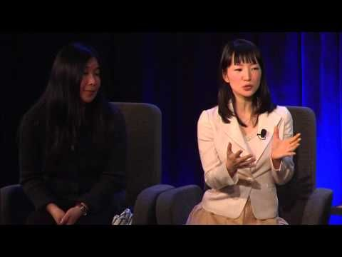 """Marie Kondo, """"The Life Changing Magic of Tidying Up"""" - YouTube"""