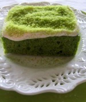 Great idea for this St. Patty's Day!! Looks delish... and clean!