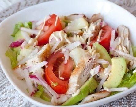 CAs Recipes | California Chicken Salad
