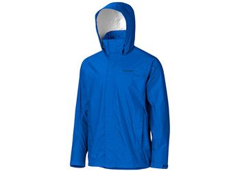 Marmot Precip NANO Mens Waterproof Rain Jacket Cobalt Blue