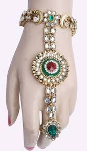 Artificial Kundan work Bracelets
