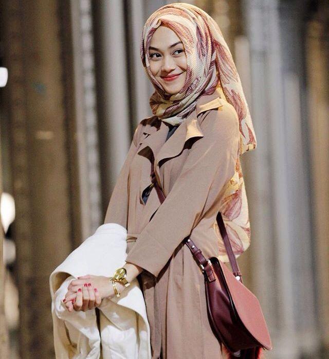 Indah Nada Puspita | Beaty of #Hijab | InstaCrop by Suheri034
