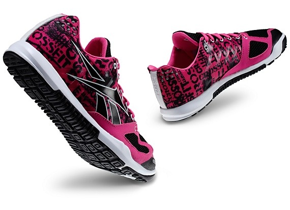 Now these would go brilliantly with my hot pink compresson socks. Talk about a little extra fashion motivation for a CrossFit workout.  #MYFITPIN #fitgear Reebok Women's Reebok CrossFit Nano 2.0 - Online Exclusive Shoes | Official Reebok Store