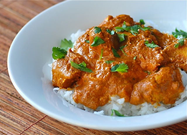 Chicken Tikka Masala. One of my favorite dishes ever!