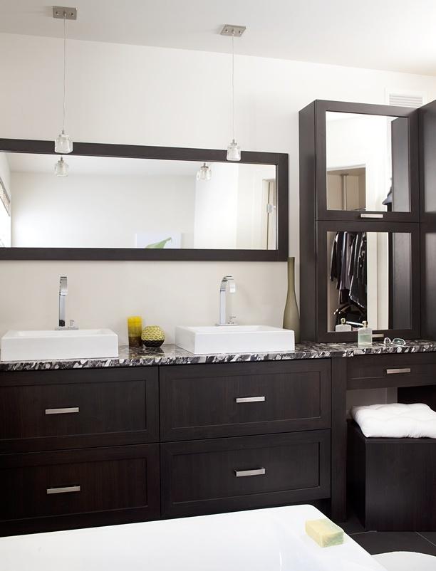 17 best images about salle de bains on pinterest grey. Black Bedroom Furniture Sets. Home Design Ideas