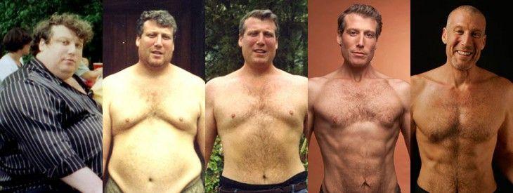 Он похудел на 100 кг без диет при помощи 7 правил еда, факты