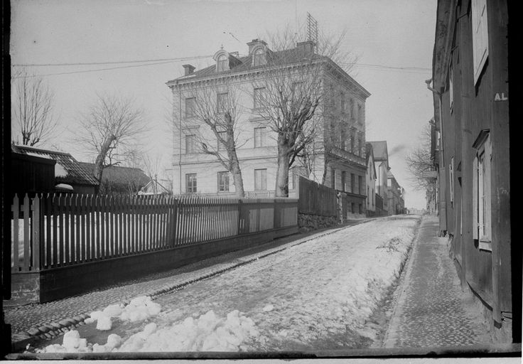 Gotlands nation, 1898, photo: Heinrich Osti (1826-1914), [UPPSALA UNIVERSITY LIBRARY, BILD:7642]