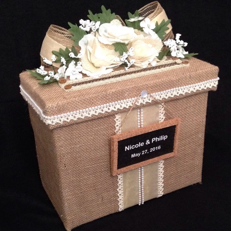 wedding gift card holders%0A The     best Rustic card boxes ideas on Pinterest   Card boxes  Graduation  box for cards and Hereford uk