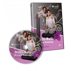 Multi-Roll Henger Tréning DVD    http://www.r-med.com/fitness/joga-pilates/multi-roll-henger-trening-dvd.html