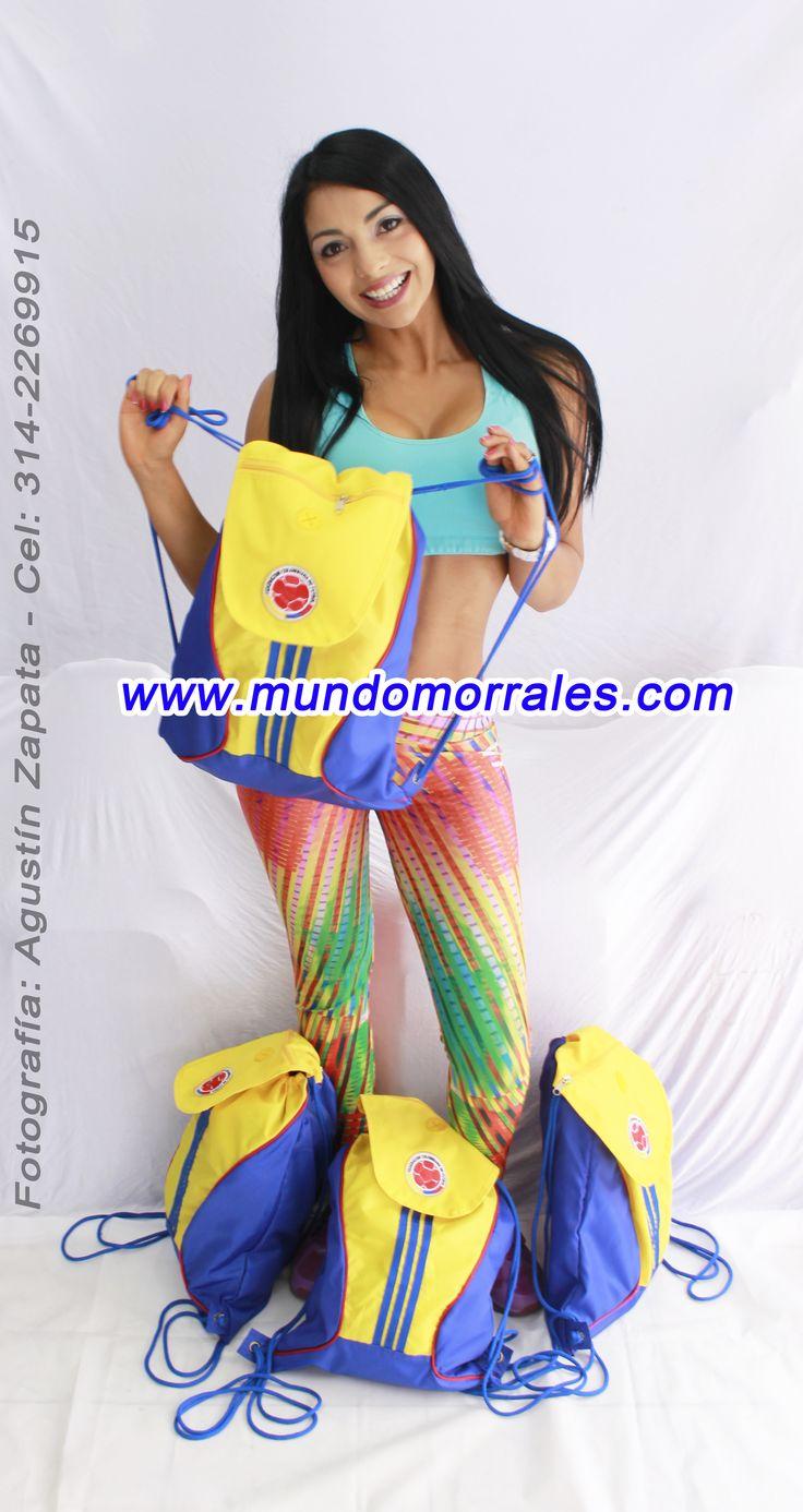 Lleva tu TULA COLOMBIA, y apoya a la Selección. www.mundomorrales.com WS: +57 314 4616132. Envíos a todo el mundo.