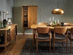 vitrinskåp, sideboard (10 990 kr) Sandhamn (Svenska Hem) i ek