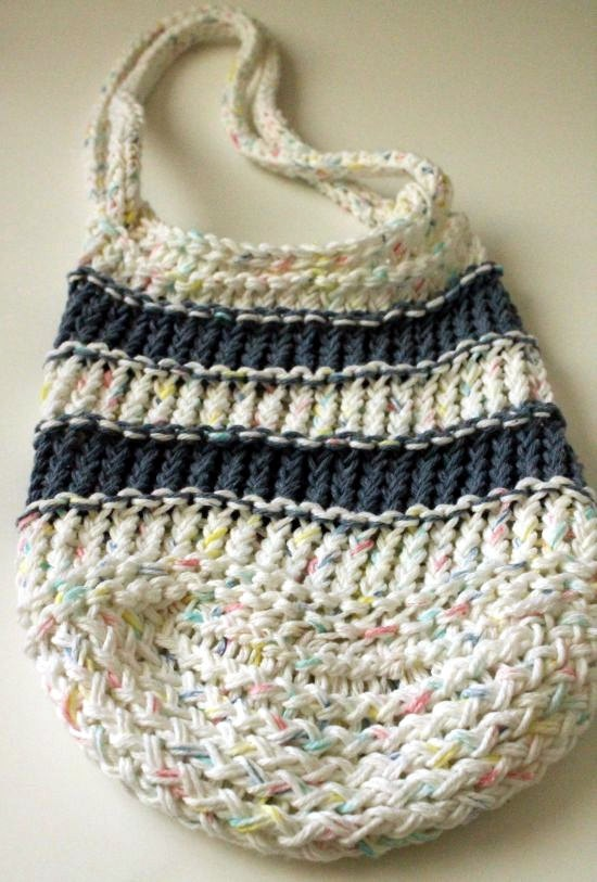 92 best Loom Knitting - Bags images on Pinterest Knitting bags, Knitting lo...