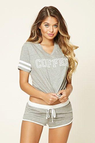 "Pijama ""Coffee"""