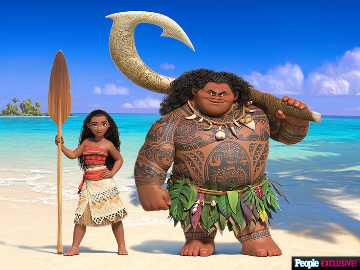 Meet the Next Disney Princess – and Get a First Look at Her Movie, Moana!| Walt Disney Company, Walt Disney Pictures, Movie News, Dwayne ''The Rock'' Johnson