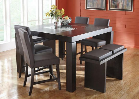 40 Best Delightful Dining Rooms Images On Pinterest  Table Fair The Room Place Dining Room Sets Decorating Design