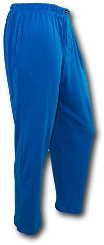 Andrew Scott Men's 6 Pack Cotton Knit Jersey Sleep Lounge Pants   Andrew Scott Men's 6 Pack Cotton Knit Jersey Sleep Lounge Pants This Andrew Scott Basics Lounge Around Sleep Pant collection is the perfect weight throw on for hanging around , running around or sleeping . 100% Natural Combed Cotton Jersey lets your body breathe naturally. Straight Non restricting Open Bottom Yoga Pant Style and full body fit provide great comfort and movement . 6 VIBRANT COLOR PACK ASSORTMENT , No mor..