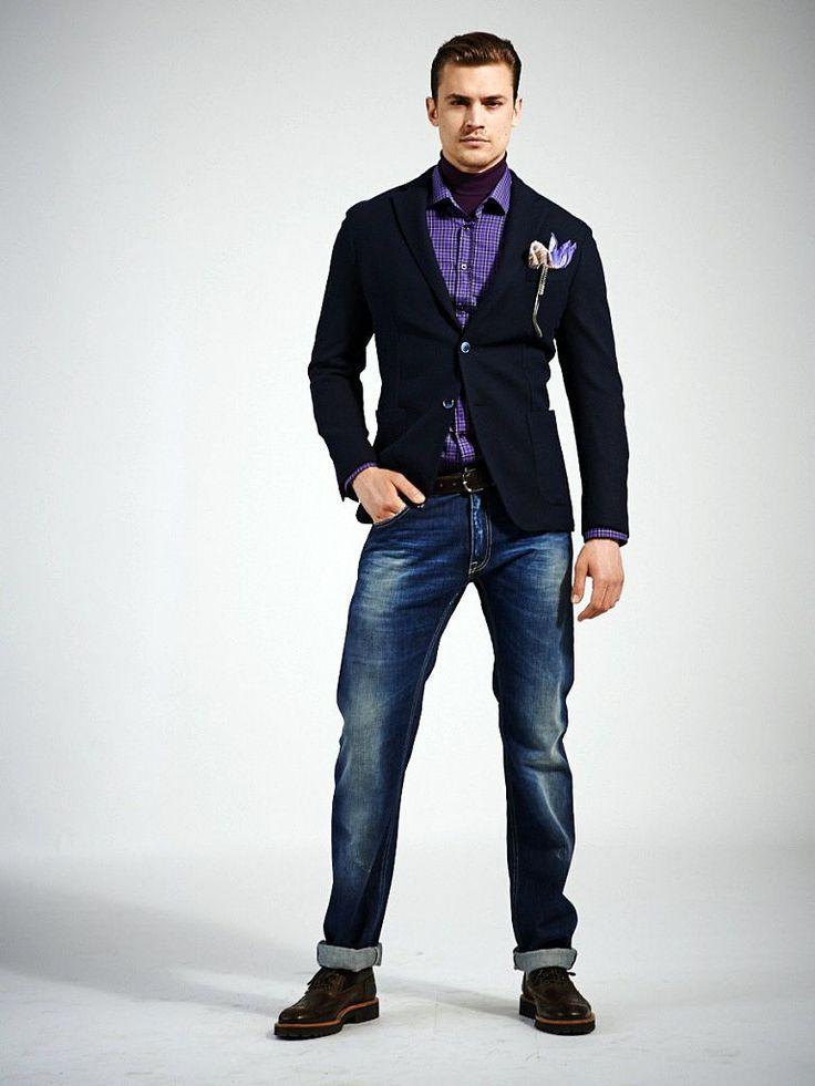 эксперты мужской костюм под джинсы фото уверены, что