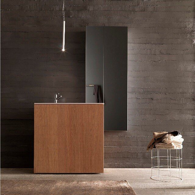 'Edge' by MODULNOVA. Shown in natural oak finish.  Exclusively available in Australia at The Nest 45.