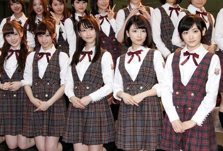 SKE48松井玲奈:乃木坂46デビューに大歓声 「熱気が違う」 - 写真特集 - MANTANWEB(まんたんウェブ)