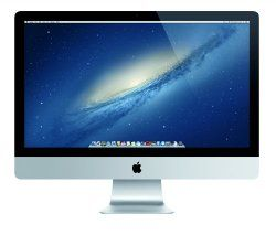 Apple iMac MD096LL/A 27-Inch Desktop (NEWEST VERSION)	 by Apple Computer (High Tech Shack)
