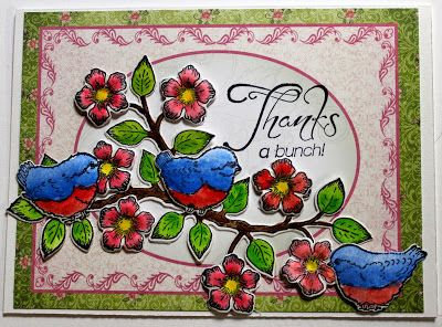 Angelic Impressions: More Birds and Blooms from Heartfelt Creations