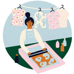 Lagom Card Collection 2015 - Naomi Wilkinson Illustration