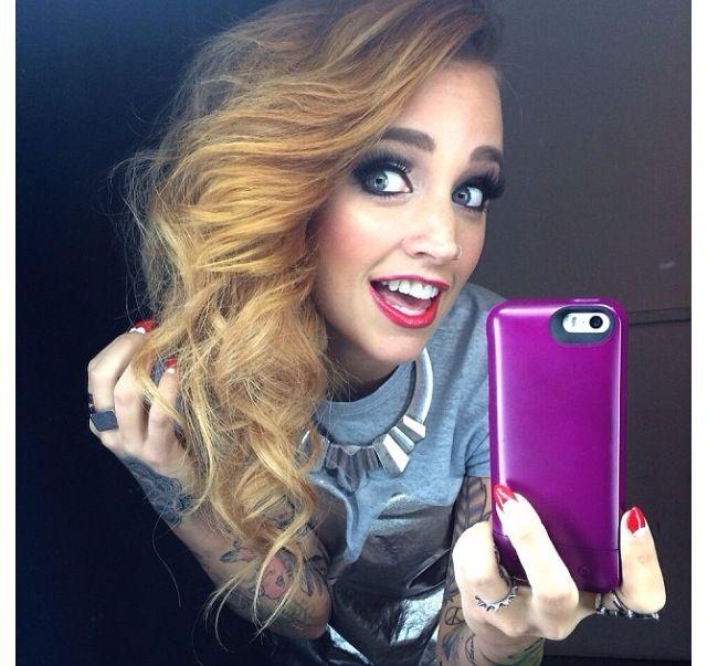 Phoebe Dykstra <3 her hair !!!