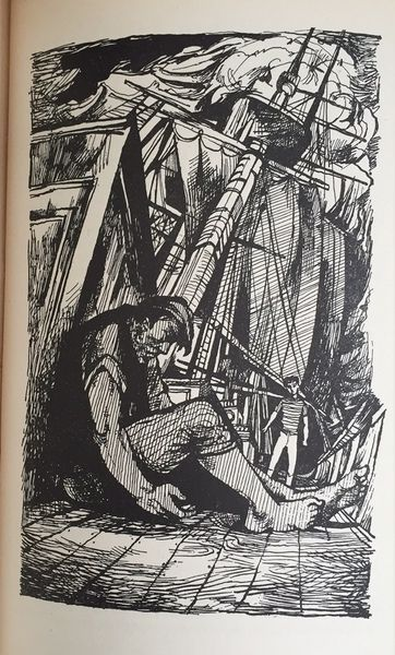 John Minton 1947