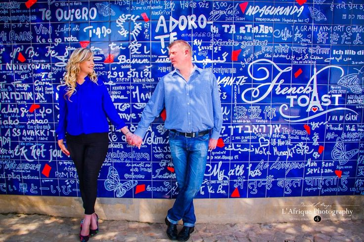 The love wall @ French Toast Koffee Kafee in Hartebeespoort  our love is forever photographer Daniel L Meyer L'Afrique Photography