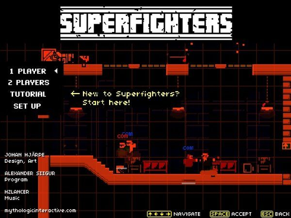 En los años 80, los video juegos eran la tendencia del momento, a todos les fascinaba poder disfrutar de títulos de peleas, aventura, plataforma y entre otros géneros de la época. Superfighters es un título