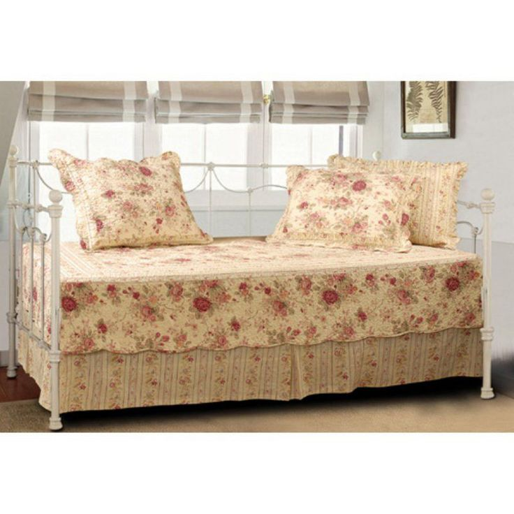 Greenland Home Fashions Antique Rose   5 Piece Daybed Set   GL WB0429DB. Best 25  Daybed sets ideas on Pinterest   Rock climbing for kids