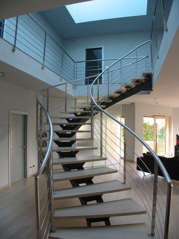 Scala ferro interior design legno arredamento scale for Arredamento scale