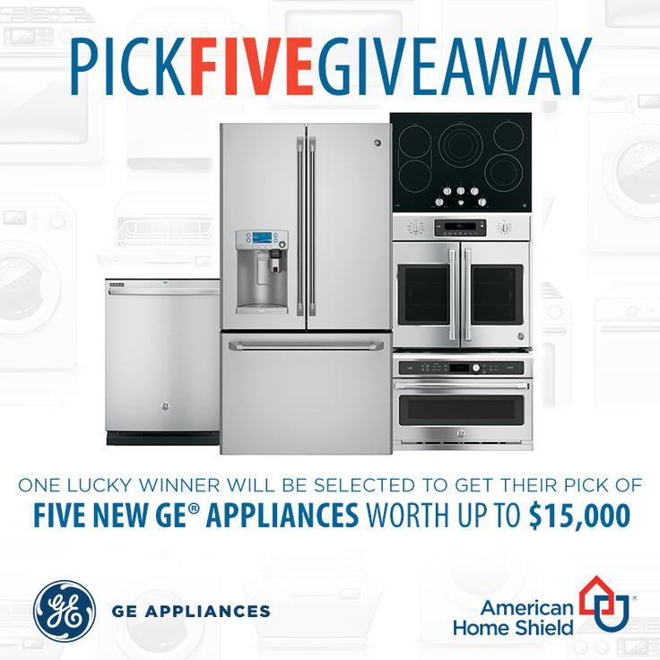 Enter the AHS You Pick Five Giveaway www.ahs.com/giveaway
