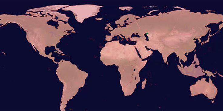 Ο κόσμος είναι ένα πολύ μεγάλο μέρος. Σήμ&e