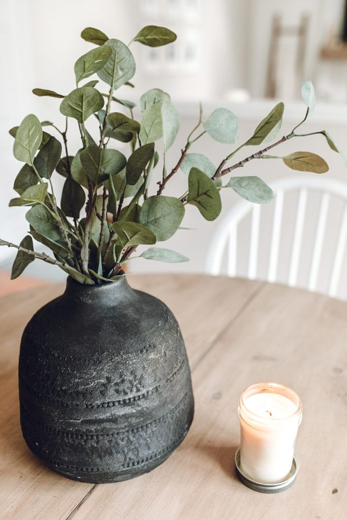 Diy Aged Vase Full Hearted Home In 2020 Diy Painted Vases Diy Vase Ceramic Vases Diy