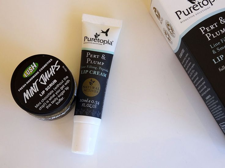 QUICKIE REVIEW : LUSH & PURETOPIA Lip Treatments. Read now at www.lovefacebeauty.com