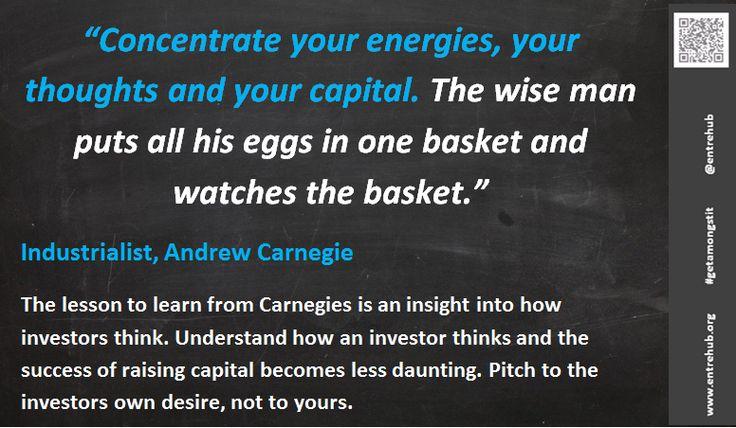 Raising Capital, The Pitch