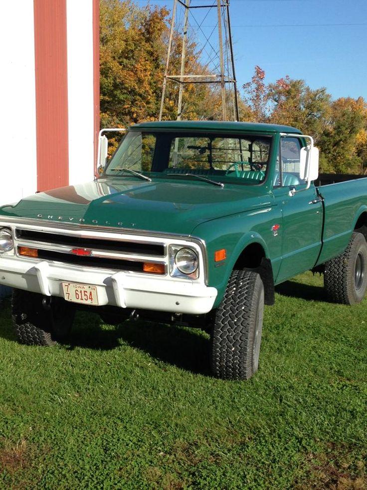 Best 25 1968 Chevy Truck Ideas On Pinterest Classic