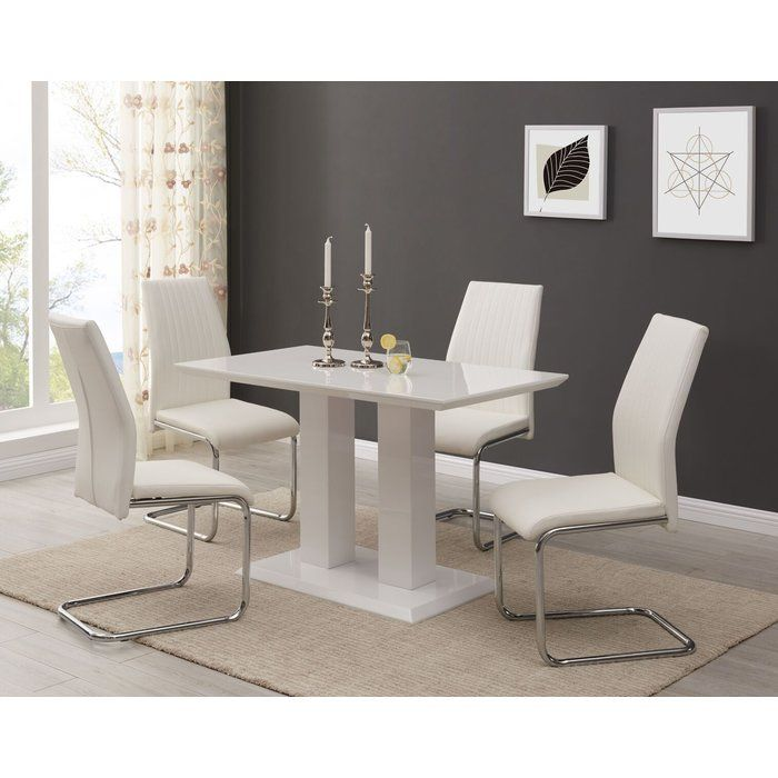 Kaylee Dining Table Luxury Dining Room Leather Dining Chairs
