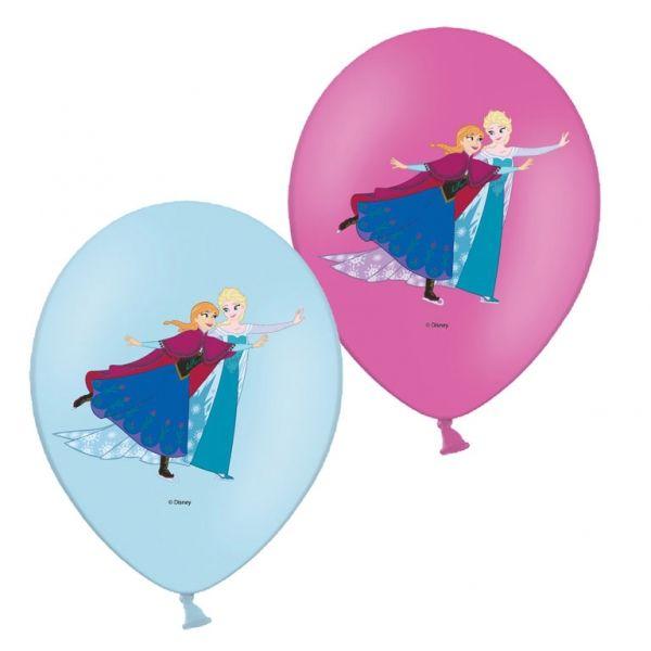 Frozen balónky 6ks | BALONKY .CZ